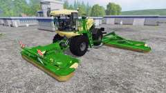 Krone Big M 500 for Farming Simulator 2015