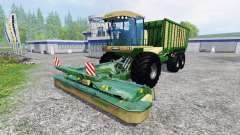Krone BIG L500 Prototype v1.5 for Farming Simulator 2015