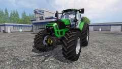 Deutz-Fahr Agrotron 7250 TTV v3.5 for Farming Simulator 2015