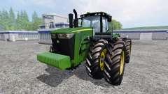 John Deere 9560R for Farming Simulator 2015