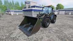 Liebherr L538 custom for Farming Simulator 2015