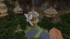 Mountain Sky Village Map