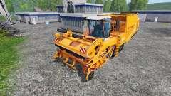 Grimme Tectron 415 [orange edition]