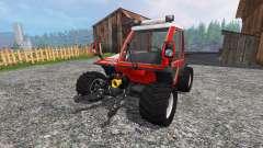 Reform Metrac H6 for Farming Simulator 2015