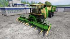 Krone Big X 650 Cargo v4.0