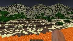 Fire Desert - Custom Terrain