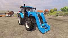New Holland T7040 FL for Farming Simulator 2013