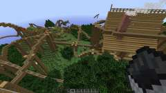 The Lost Island Adventure Coaster