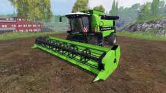 Deutz-Fahr 7545 RTS v1.2.4 for Farming Simulator 2015