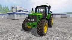 John Deere 6430 comfort for Farming Simulator 2015