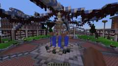 Shady Hollow Minecraft Survival Games Map