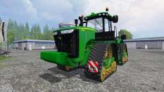 John Deere 9560RX for Farming Simulator 2015