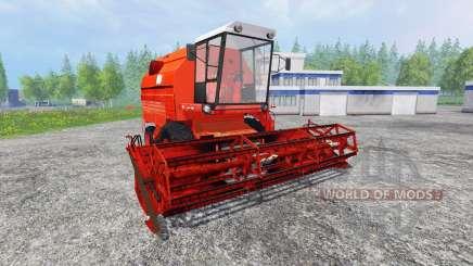 Bizon Z083 v1.0 for Farming Simulator 2015