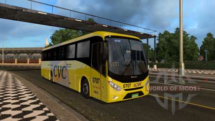 EAA Bus V1.5.1 for Euro Truck Simulator 2