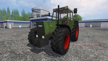 Fendt 611 LSA Turbomatic for Farming Simulator 2015