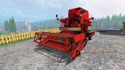 Fahr M66 for Farming Simulator 2015