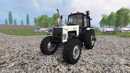 MTZ-W for Farming Simulator 2015