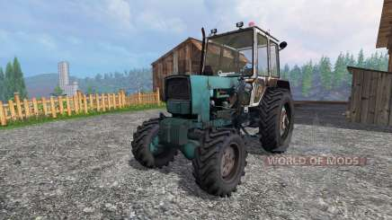 UMZ-CL v2.1 4x4 for Farming Simulator 2015