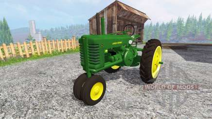 John Deere Model A [update] for Farming Simulator 2015