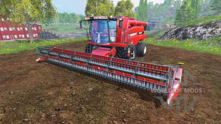 Case IH Axial Flow 7130 [fixed] v2.0 for Farming Simulator 2015
