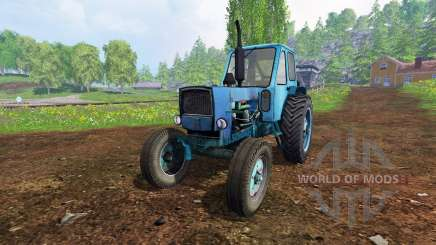 YUMZ-6L [blue] for Farming Simulator 2015