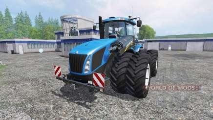 New Holland T9.700 [dual wheel] for Farming Simulator 2015