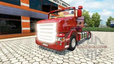 Scania R999 V8 for Euro Truck Simulator 2