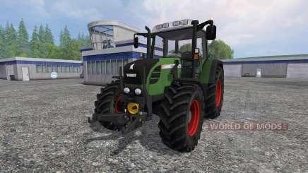 Fendt 312 Vario TMS v1.1 for Farming Simulator 2015