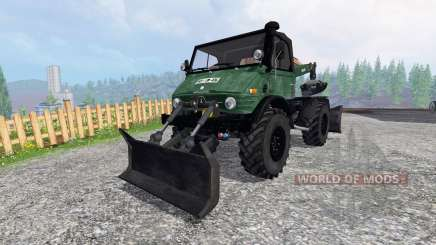 Mercedes-Benz Unimog 416 Forst for Farming Simulator 2015