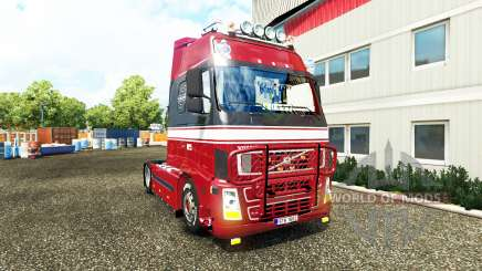 Volvo FH12 XL for Euro Truck Simulator 2