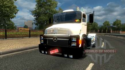 Mercedes-Benz 1518 for Euro Truck Simulator 2