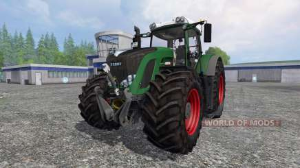 Fendt 924 Vario v3.1 for Farming Simulator 2015
