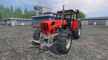 Ursus 1224 [red] for Farming Simulator 2015