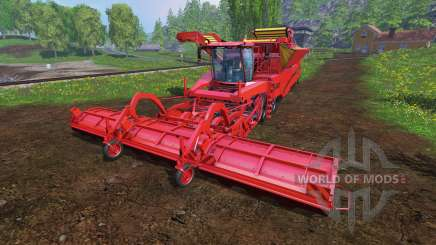 Grimme Tectron 415 v1.0 for Farming Simulator 2015
