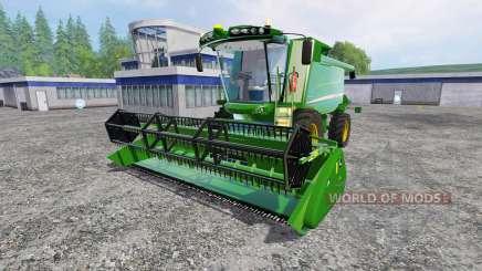John Deere W540 for Farming Simulator 2015