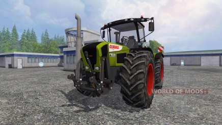 CLAAS Xerion 3300 TracVC v5.1 for Farming Simulator 2015