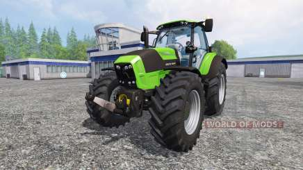 Deutz-Fahr Agrotron 7210 TTV for Farming Simulator 2015