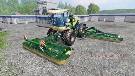 Krone Big M 500 [attach] v2.0 for Farming Simulator 2015