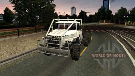 Ural 43020 for Euro Truck Simulator 2