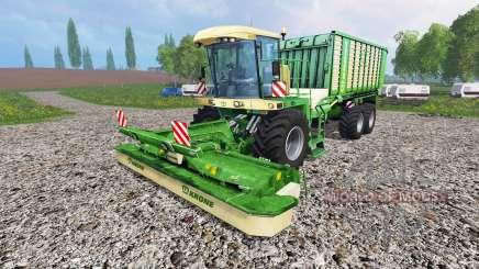 Krone BIG L500 Prototype v1.8 for Farming Simulator 2015