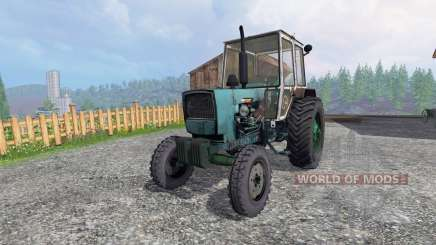 UMZ-KL [washable] v2.0 for Farming Simulator 2015