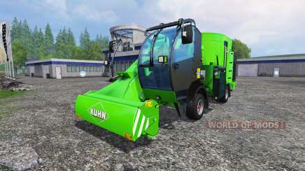 Kuhn SPV 14 for Farming Simulator 2015