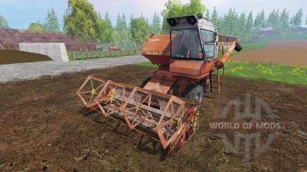 SK-5 Niva v1.3 for Farming Simulator 2015