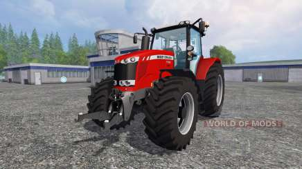 Massey Ferguson 7726 for Farming Simulator 2015