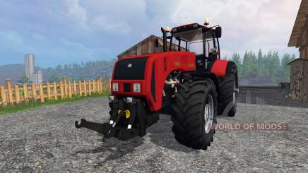 Belarus-3522 v1.1 for Farming Simulator 2015