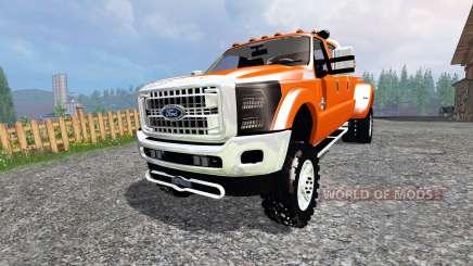 Ford F-450 v0.92 for Farming Simulator 2015