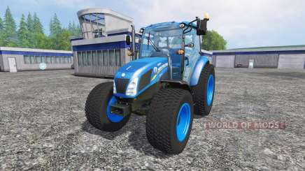 New Holland T4.105 for Farming Simulator 2015