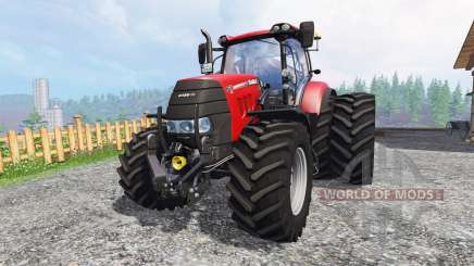 Case IH Puma CVX 165 FL v1.4 for Farming Simulator 2015