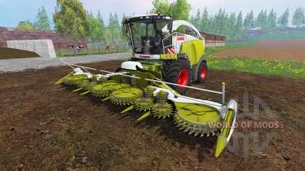 CLAAS Jaguar 980 for Farming Simulator 2015