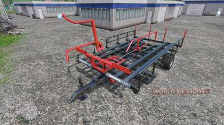 Ursus T-127 v1.1 for Farming Simulator 2015
